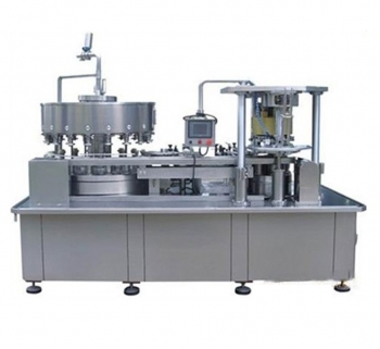 Pop Can Filling Machine